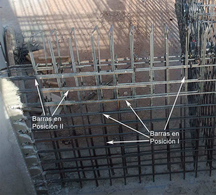 Longitudes de anclajes en el hormig n seg n ehe 08 for Arquitectura tecnica a distancia